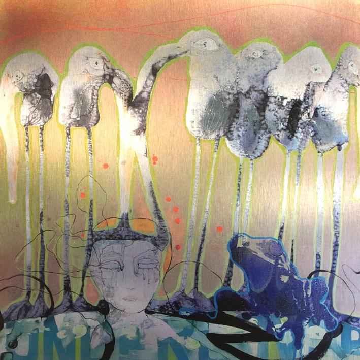 0152 Flamingo Rhapsody, I